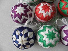 falešný patchwork vánoční