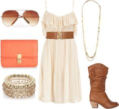 """Sweet Summertime."" by sbigg11 on Polyvore"
