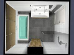 badkamer ontwerp zonder bad + wc - Google zoeken