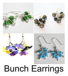 Learn how to get prepared for Earrings Every Day Month, including the tools and supplies you'll need, earring findings including links to tutorials to make your own earring findings Dangly Earrings, Drop Earrings, Earring Tutorial, Beads And Wire, How To Make Earrings, Jewelry Patterns, Beaded Jewelry, Creative, Beading