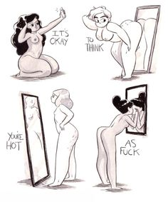 It really is! Love yourself no matter the size! <3