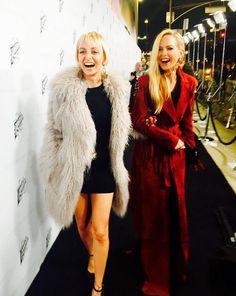 Nicole Richie & Rachel Zoe attend Stella Mccartney AW16 presentation ..http://www.nrichienews.com/2016/01/nicole-richie-stella-mccartney-aw16.html