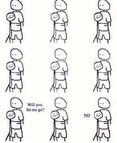 Me when I meet them.