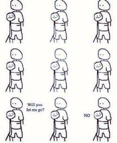 Me when I meet them.