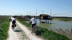 Cicloturismo nelle valli di Ravenna