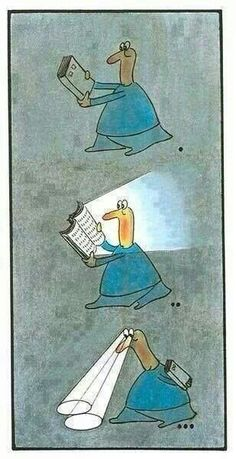 Ler te oferece perspectiva