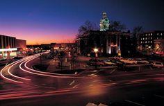 murfreesboro, tn at night