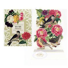 Anna Griffin® Sunny Salutation Pop-up Card Kit