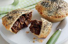 Chunky steak and gravy pies main image