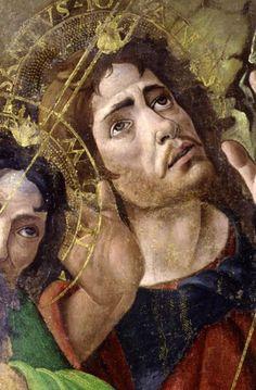 Sandro Botticelli (Italian, 1445–1510), (detail).