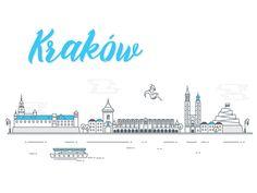 Cracov //Cityscape series