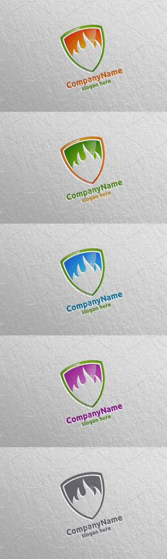 Vector Logo Design, Logo Design Template, Logo Templates, Slogan, Photoshop, Color, Colour, Colors