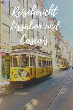 Reisebericht Lissabon und Cascais