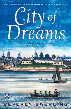 City of Dreams By Beverly Swerling.  What a great surprise!