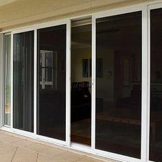 Solar Screens For Sliding Patio Doors Wooden Screen Door, Sliding Screen Doors, Sliding Windows, Window Screens, Sliding Glass Door, Windows And Doors, Glass Doors, Solar Screens, Upvc Windows