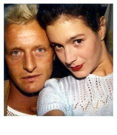 Blade Runner Polaroids, Sean Young & Rutger Hauer