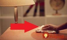 Tento jednoduchý trik je pre každú domácnosť perfektným zlepšovákom. Vďaka nemu sa bude prach usádzať na nábytku, rámoch obrazov, aj na zrkadlách a oknách omnoho menej. Navyše, rozžiarivašu podlahu aj obkladačky v kúpeľni. Tento výrobok sa nazýva tekutý glycerín. Glycerín zabraňuje usadzovaniu prachu, ošetruje povrch a pôsobí rovnako ako antistatický sprej protiprachu– zabraňuje usadzovaniu prachu.... Playing Cards, Tips, Playing Card Games, Game Cards, Playing Card, Counseling