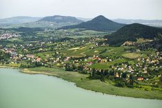 Balaton Lakes Region of Hungary. Beautiful scenery and fantastic wines:)) Oh The Places You'll Go, Great Places, Beautiful Places, Places To Visit, Beautiful Scenery, Central Europe, Budapest Hungary, Day Trip, Countryside