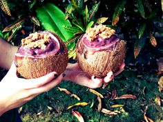 Our fav acai bowls from Hawaii. We are bringing our own to LA! #Amazebowls http://acaiwinner.com/bowls