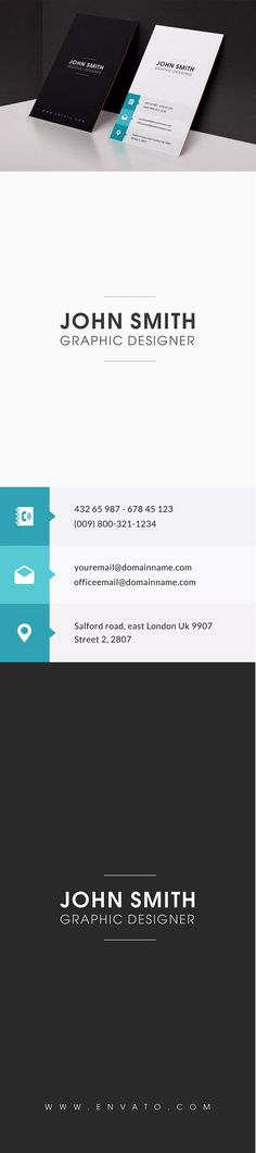 Creative - Business Card Template PSD