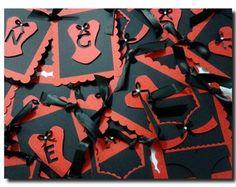 Varal de letras Lingerie Moulin Rouge