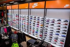 Shoe Palace have recently opened a new store as part of a line of modular store setups at the Eastridge Centre in San Jose, California.