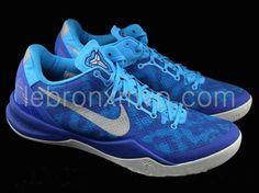 Nike Zoom Kobe Viii(8) Blue Purple for Womens