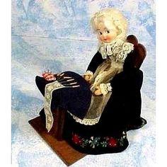 Muñeca encajera