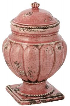 Aged Rose Windsor Urn