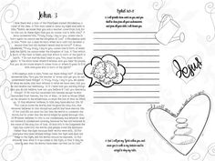 DAY 3 / iPad Journaling through John / with SHE READS TRUTH app – 1Arthouse