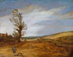 Esaias van de Velde - Duinlandschap