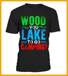 Awesome Camping T Shirt Original Design Funny Slogan Tee Limited Edition - Yoga shirts (*Partner-Link)