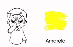 apos cores - é uma atividade e com a imagem das cores em libras Snoopy, Rainbow, Fictional Characters, Hobbies, 1, Special Needs Teaching, Sign Language, Worksheets, Study Notes