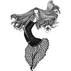 Laura Laine  - Fashion Illustrations by Laura Laine  <3 <3