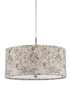 Buy the Cal Lighting Floral Direct. Shop for the Cal Lighting Floral Nianda 2 Light Pendant with Custom Patterned Shade and save. Wine Barrel Chandelier, Plug In Chandelier, Chandelier Lighting, Chandeliers, Drum Light Fixture, Hanging Light Fixtures, Pendant Light Fixtures, Plug In Pendant Light, Drum Pendant