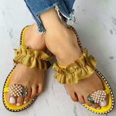 Women's Summer Flat Sandals Comfy Flip Flops Super Posh Gladiator Leopard/Zebra/Snake Pattern Slip On Sandal with Zipper, Summer Slippers, Summer Flats, Cheap Womens Sandals, Womens Flats, Women Sandals, Sexy Sandals, Women Slides, Slide Sandals, Flat Sandals