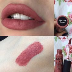 RESTOCK!! Nyx Soft Matte Lip Cream CANNES RM32 Postage: rm7 sm, rm10 ss shades available: AUTHENTIC ...