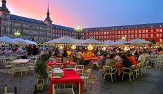 I want to go back so badly! Madrid Plaza Mayor