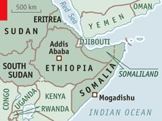 The Horn of Africa after Meles Zenawi: Bye-bye big man   The Economist