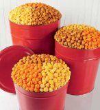 Custom 3-Way Popcorn Gift Tin - 3 1/2 Gallon