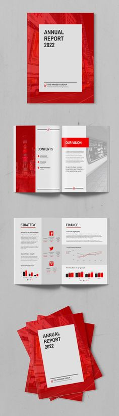 Informes anuales & plantillas de informes anuales (Corporate Annual Report Template - Present A Professional And Visually-Captivating Annual Report This Year, Using The Corporate Annual Report Template From Venngage! Annual Report Layout, Annual Report Covers, Annual Reports, Brochure Cover Design, Brochure Template, Nonprofit Annual Report, Report Design Template, Design Templates, Marketing