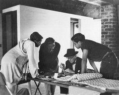 1951 | Le Corbusier | Villa de Madame Manorama Sarabhai, Ahmedabad, India