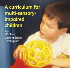 Free curriculum for learners with multi-sensory impairment (deafblind) with multiple disabilities