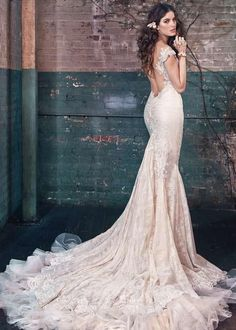 Gown Details - Galia Lahav - GOWN-1091 #wedding #weddingdress #asiawedding