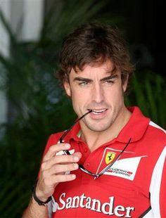 Little Racer Man - Fernando Alonso