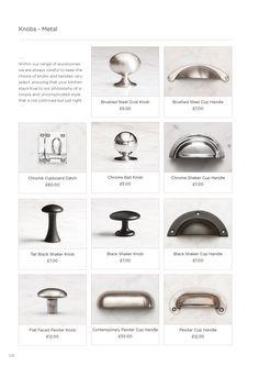 Shaker Brochure   deVOL Kitchens and Interiors