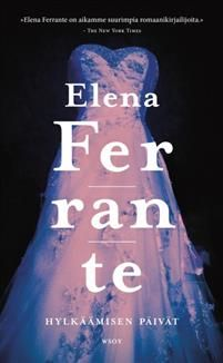 Elena Ferranten varhainen romaani naisesta joka jätetäänEräänä tavallisena huhtikuun iltapäivänä Olgan mies nousee lounaspöydästä ja ilmoittaa lähtevänsä. Olgan ensimmäinen tunne on epäusko, joka pian muuttuu katkeruudeksi ja epätoivoksi. Rajut tunteet saattavat sekasortoon Olgan koko maailman, arkiset työt ja tavarat, lapset, Otto-koiran, kerrostalon naapurit. Ja miten kummassa asuntoon yhtäkkiä ilmestyy Napolin naisparka, joka hukuttautui jo Olgan ollessa lapsi? Herkkyys ja rivous, puhtaus…