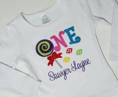 Check out this item in my Etsy shop https://www.etsy.com/listing/264160868/girls-personalized-embroidered-candy