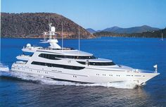 yachts pictures | The OceAnco 50.58m Motor Yacht LAZY Z - CharterWorld Luxury Yachts