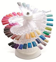 Plant a Geluv Color Palette Tree in Your Salon www.nailsmag.com